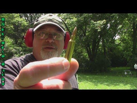 Testing my 223 reloads in the AR Pistol