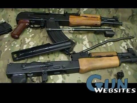 Draco AK47 Pistol Blew Up !!