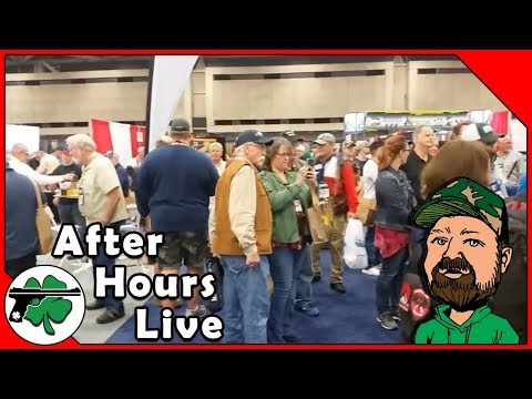 Dealing With The NRA Show As A Creator - After Hours LIVE