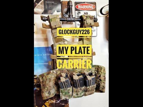 My Plate Carrier Setup