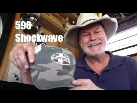 Mossberg Shockwave Show Contest Drawing