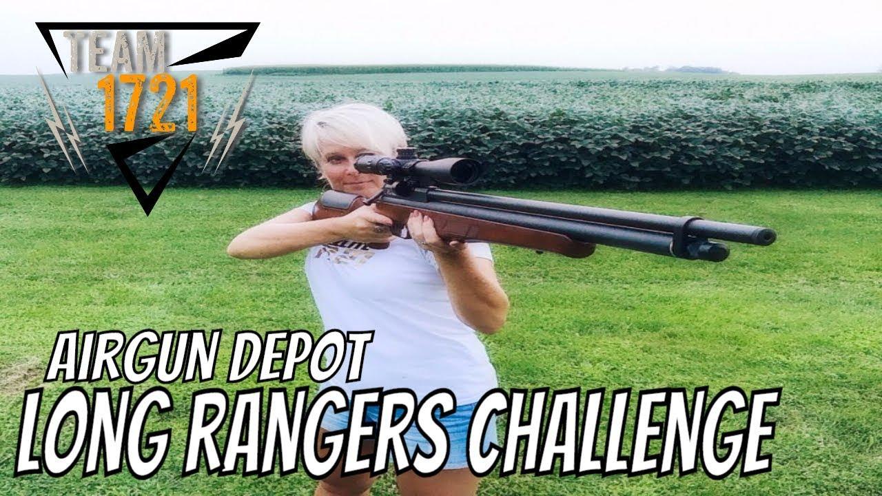 Airgun Depot Long Rangers Challenge 151 yards