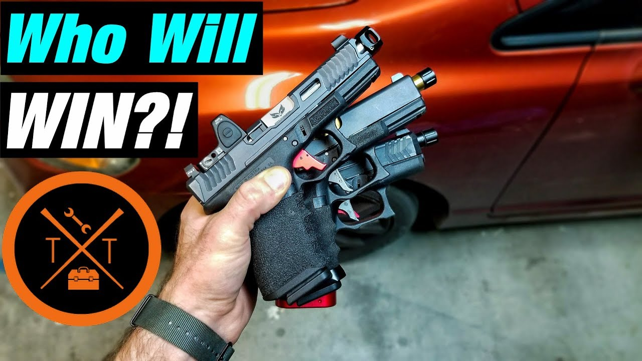 What's the BEST Glock trigger for YOU?! ...(w/ Links & Codes)