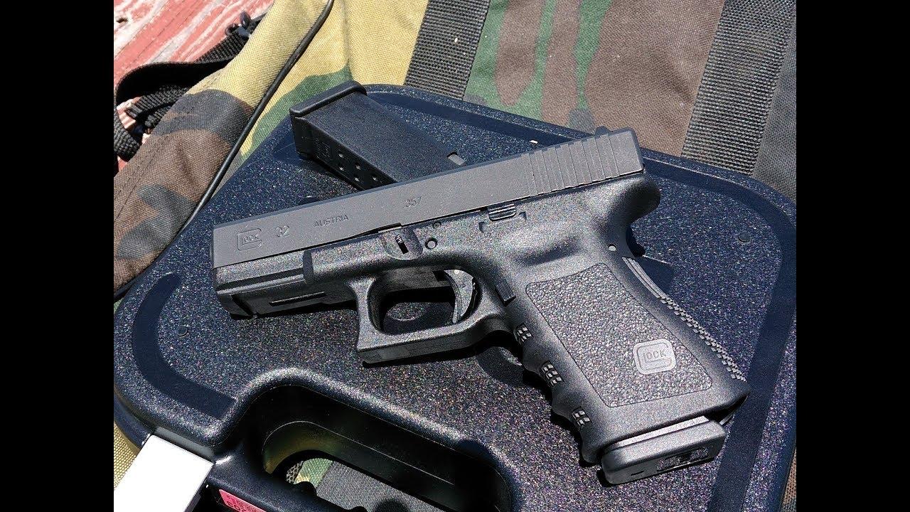 Glock G32 .357 Sig Gen 3 Tabletop Review!
