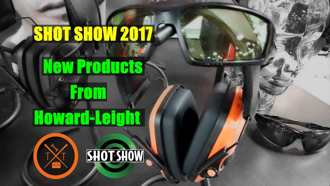 Shot Shot 2017! New Impact Sport Bolt, From Howard Leight!