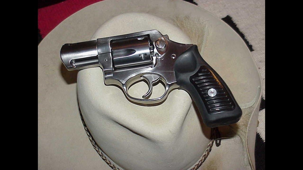 Ruger SP101 357 Magnum Custom
