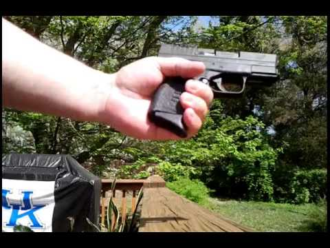 Springfield XDs:  Grip Extension