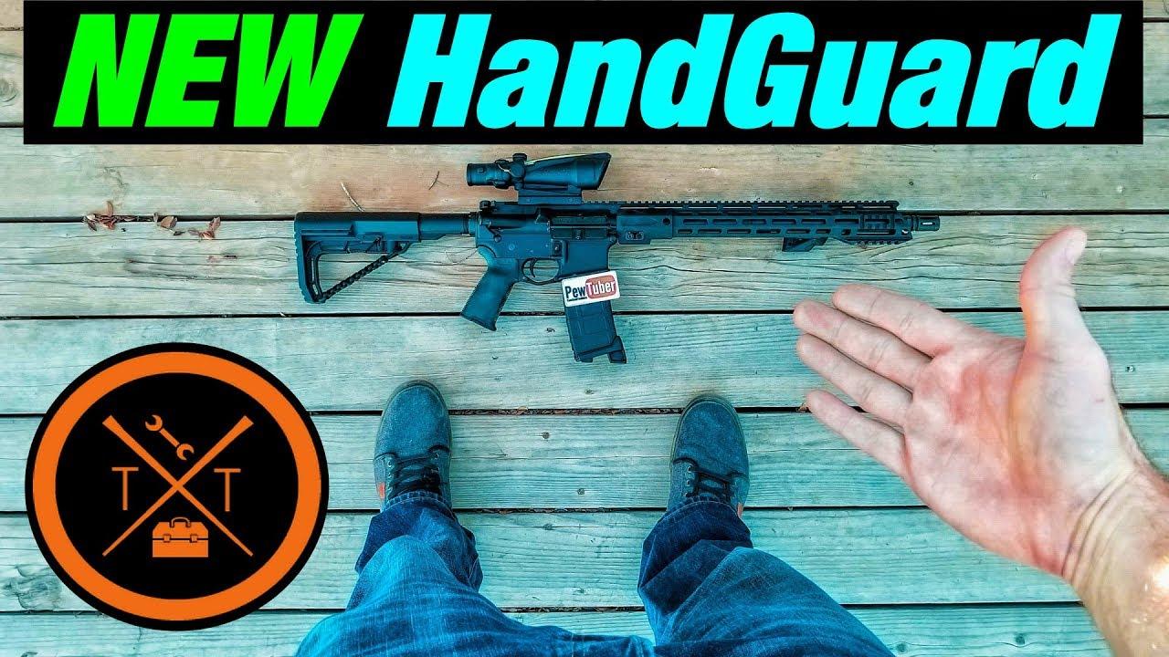 AR 15 Handguard Upgrade 2018 //  (COUPONS)