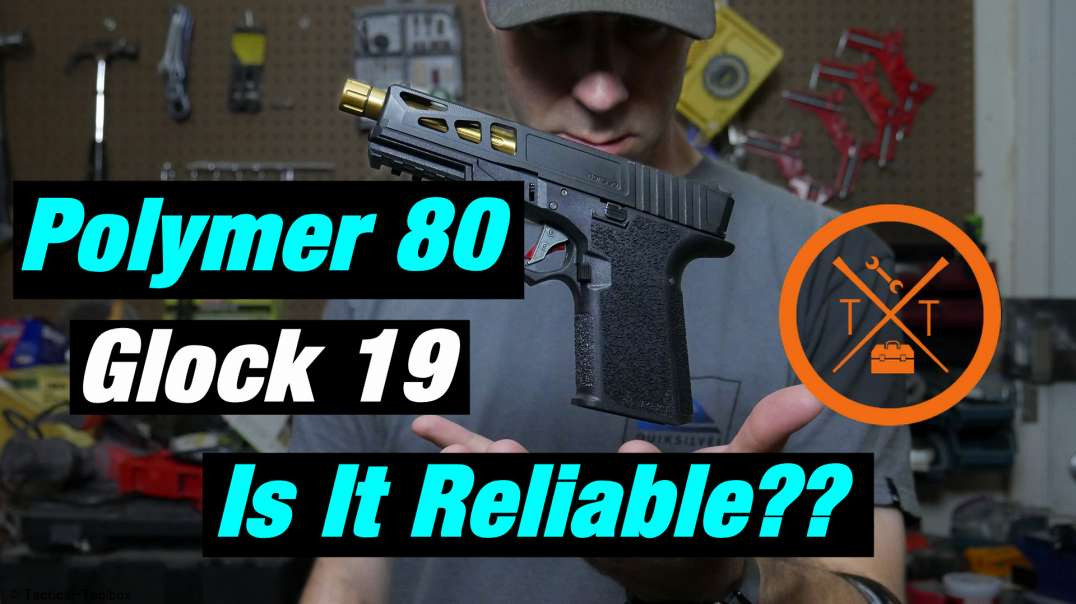 The Secret of Successful Polymer 80 PF940C Glock 19 Build Part 2