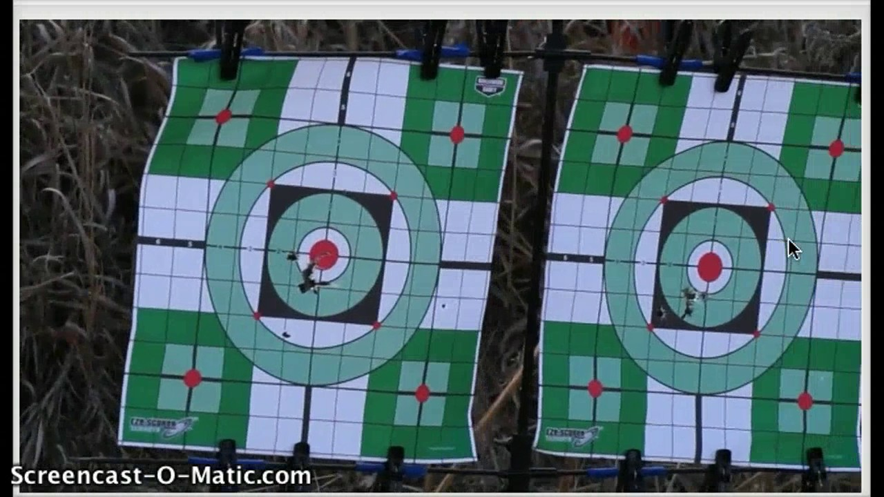 Smith and Wesson M&P 9MM range report/accuracy test.