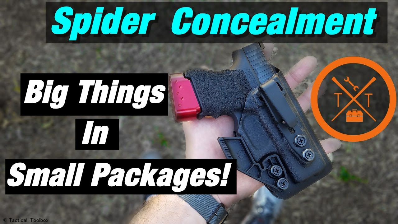 Is Spider Concealment Appendix Carry Holster, Worth [$] To You? w/ Coupon