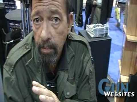 2010 Shot Show:  Massad Ayoob talks about carrying a second firearm