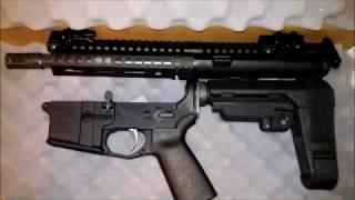 PSA 300 Blackout Pistol