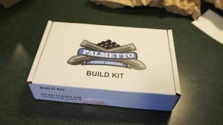 Palmetto State Armory Magpul Lower Parts Kit...an unboxing!