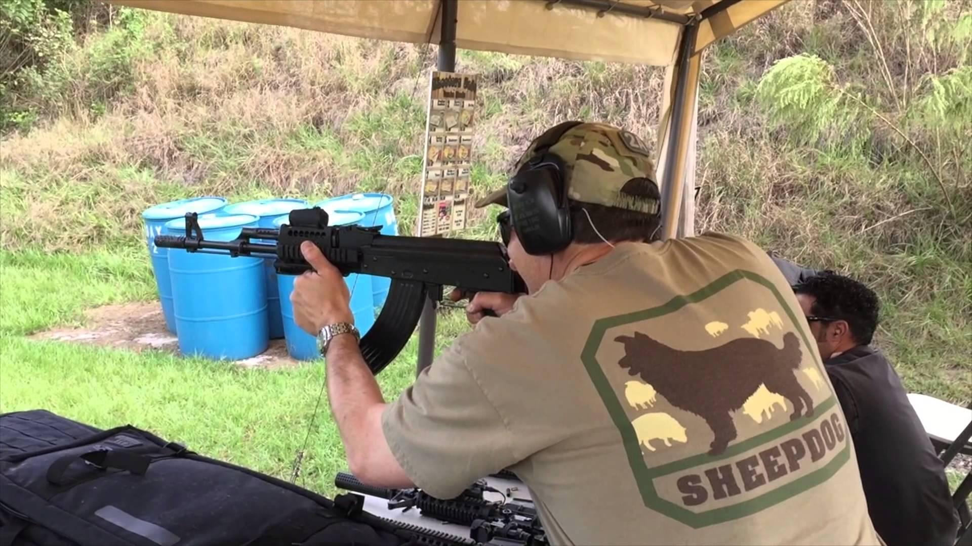Florida Suppressor Shoot 14NOV2015