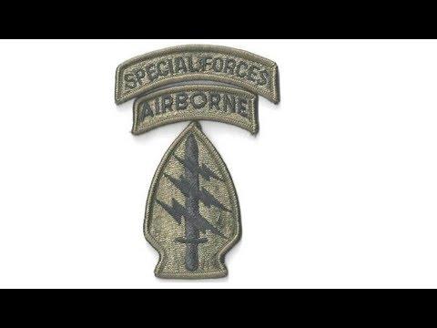 (10th) SFG (Airborne) established in 1952