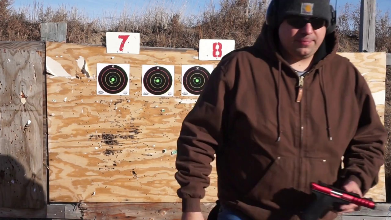 Ruger 22/45 Lite, out of the box accuracy and range report.