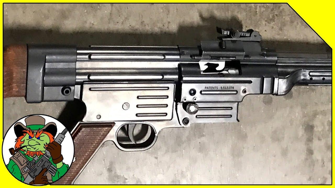 Hill & Mac Gunworks HMG Sturmgewehr Live Stream Announcement