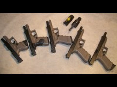 What Pistol to Buy? Glock Comparison