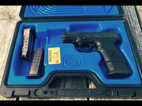 FNS-9 Compact 9mm Review