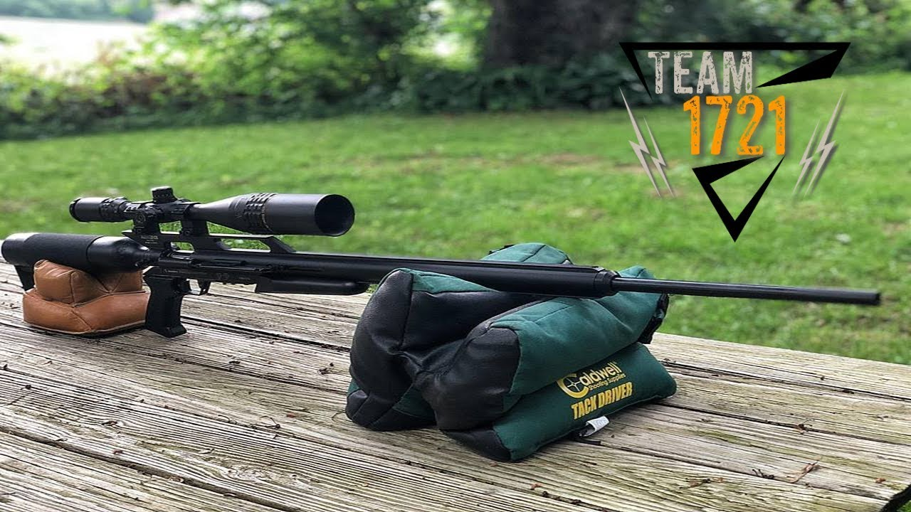 AirForce Texan 308 Review