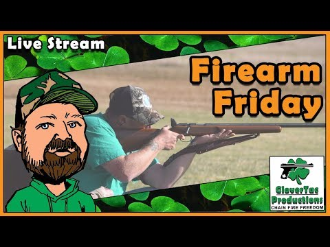 TWO HOUR Firearm Friday (THE MUSICAL) - Three Month Gun Channels Anniversary - Giveaways - Q&A