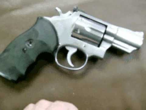 Smith & Wesson Model 66 .357 Revolver