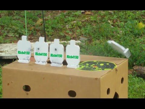 Cute Little Magnum Targets