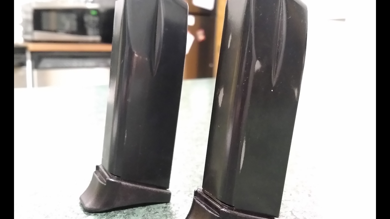 SCCY CPX-2 Magazine cleaning