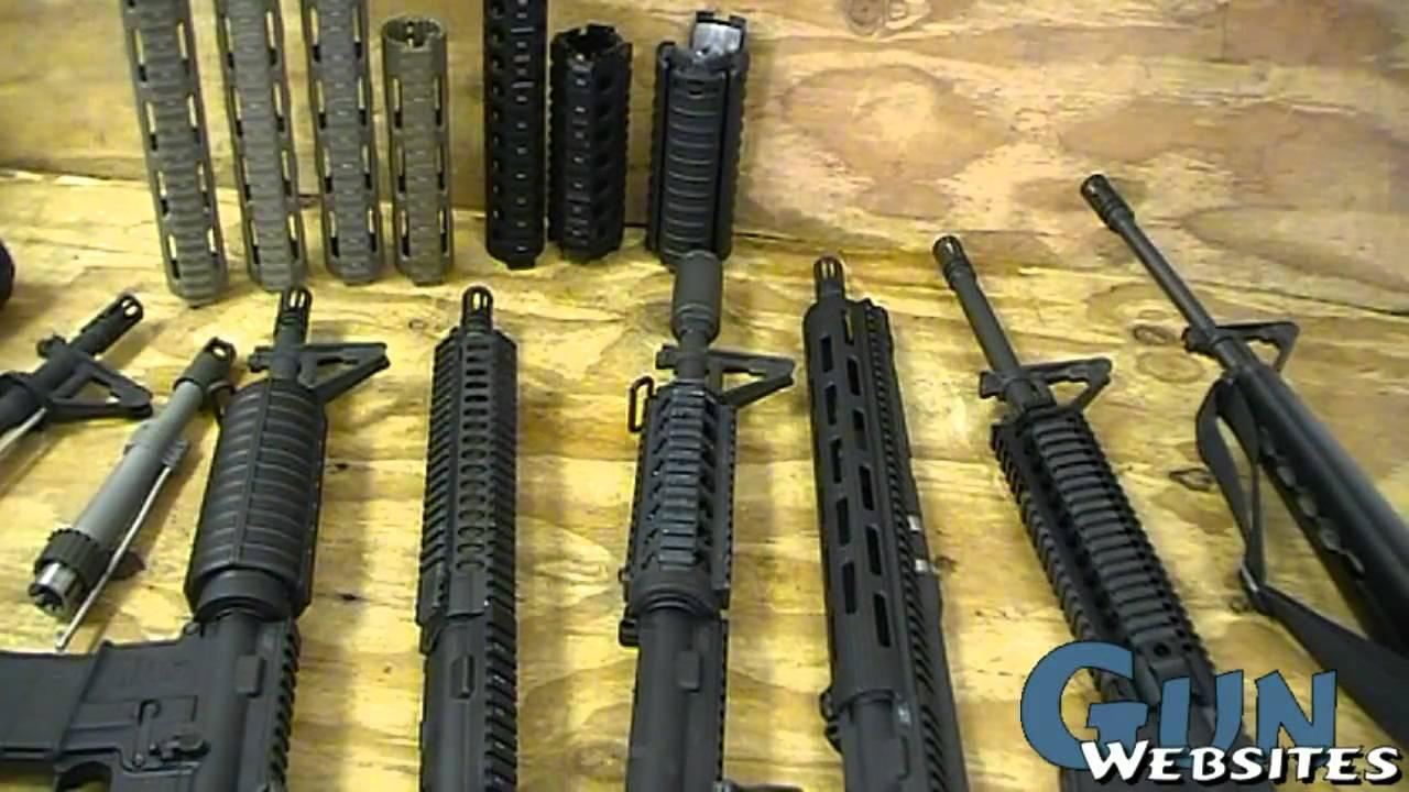 AR15 Handguards (1 of 8): Lengths, Style