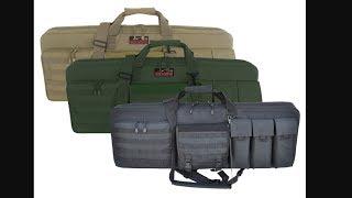 Explorer Tactical 3 Firearm Range Bag/Travel Case