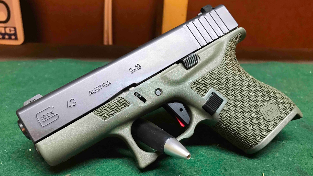 Glock 43 review/upgrades