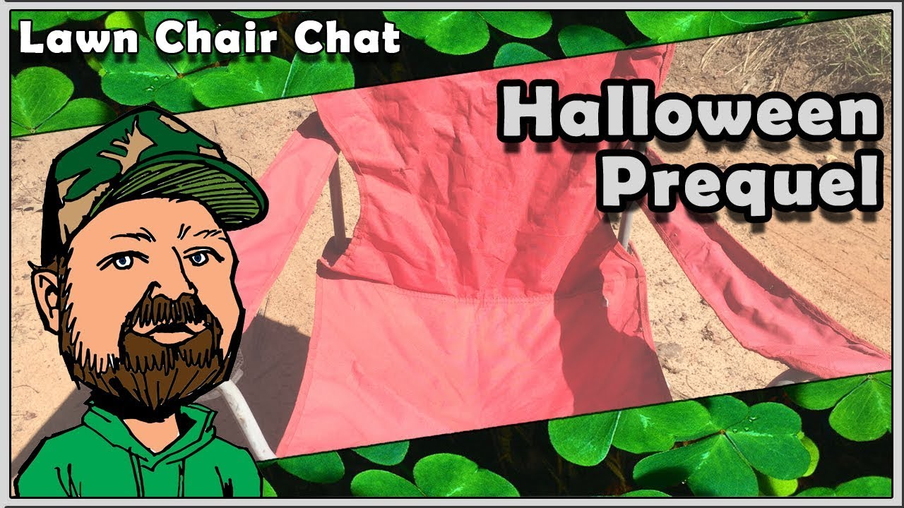 CloverTac Lawn Chair Chat - Halloween Prequel - Jack O Lantern Talk - Colleges