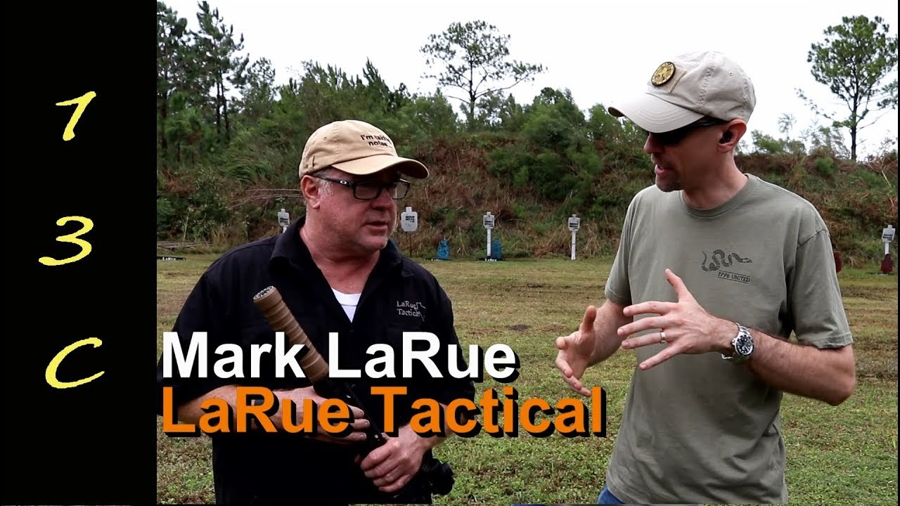 Mark LaRue on new 224 Valkyrie, SURG silencer, Upper kit and MBT