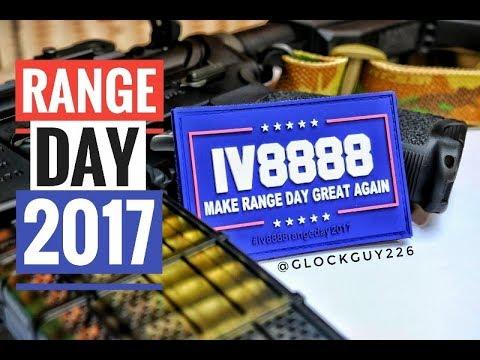 IV8888 RANGE DAY 2017!