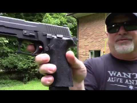 Thinking of Switching to the Sig P226