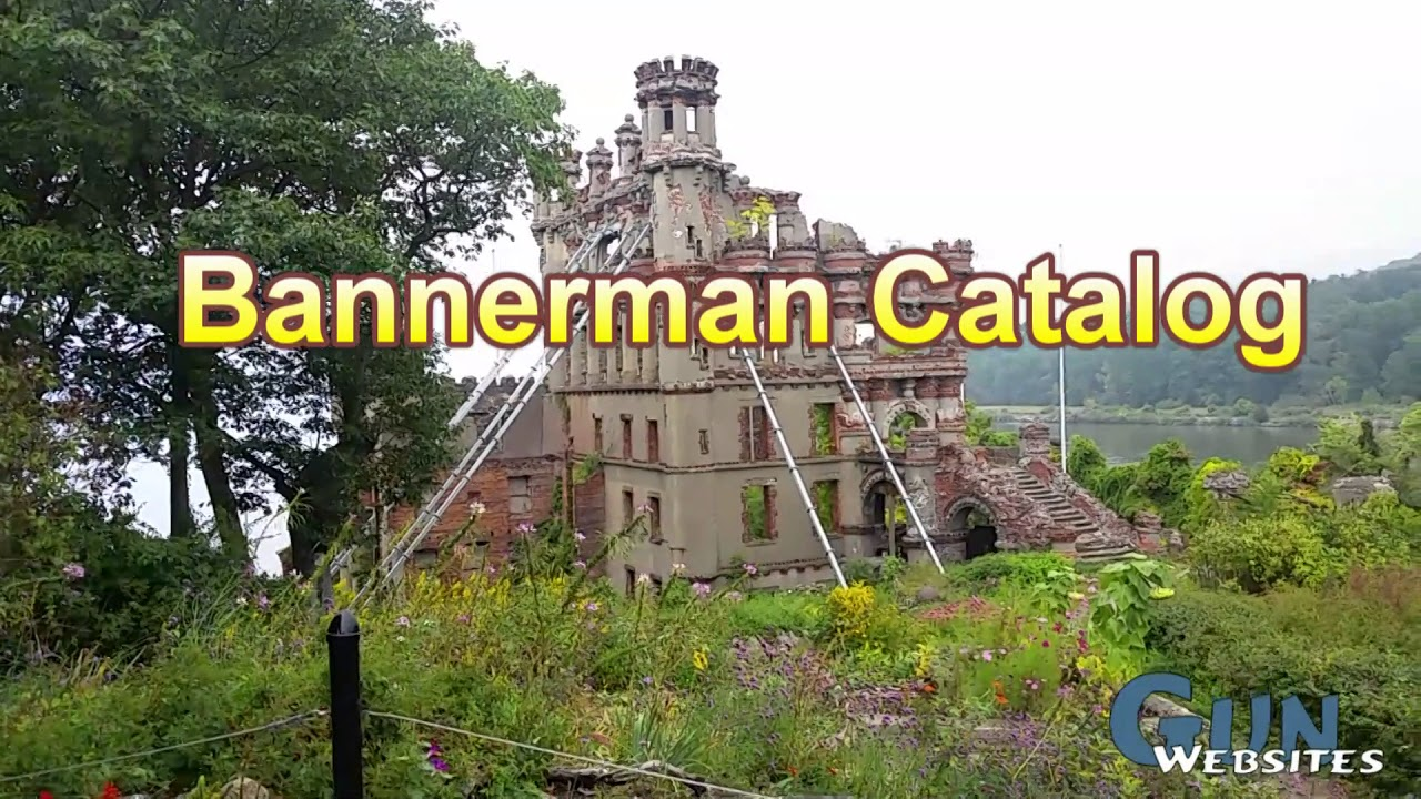 Bannerman Military Surplus - Talking at the Castle