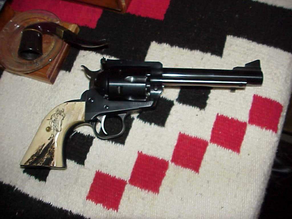 Ruger Blackhawk 45LC Single Action Great Gun!