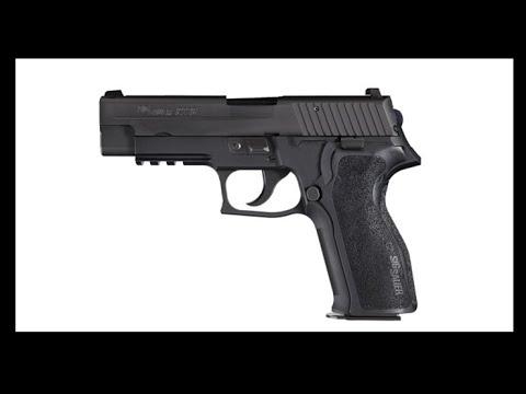 Sig P226: Battle Pistol