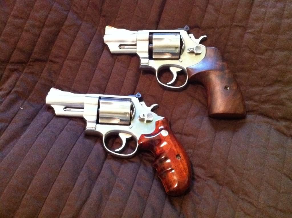 Top 10 revolver plus some. Response to Oil The Gun