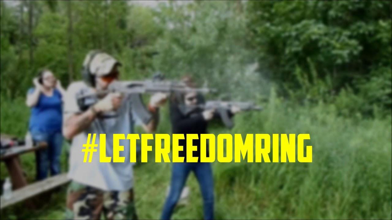 #LetFreedomRing
