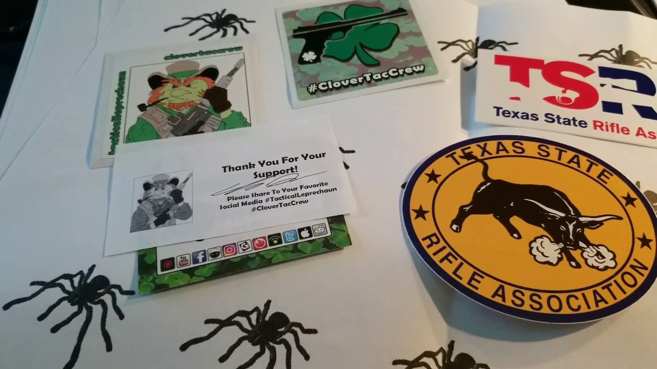 Mail Call:  CloverTac Productions