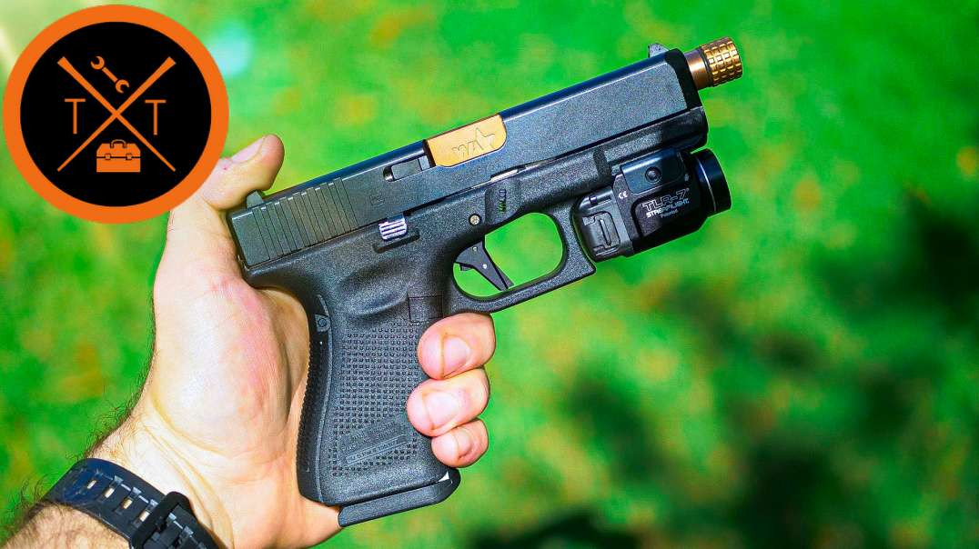 GEN 5 Glock 19 Upgrades | WHEATON ARMS Glock Trigger (COUPONS)