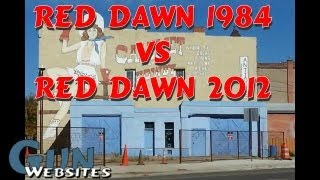 Red Dawn: 2012 vs 1984