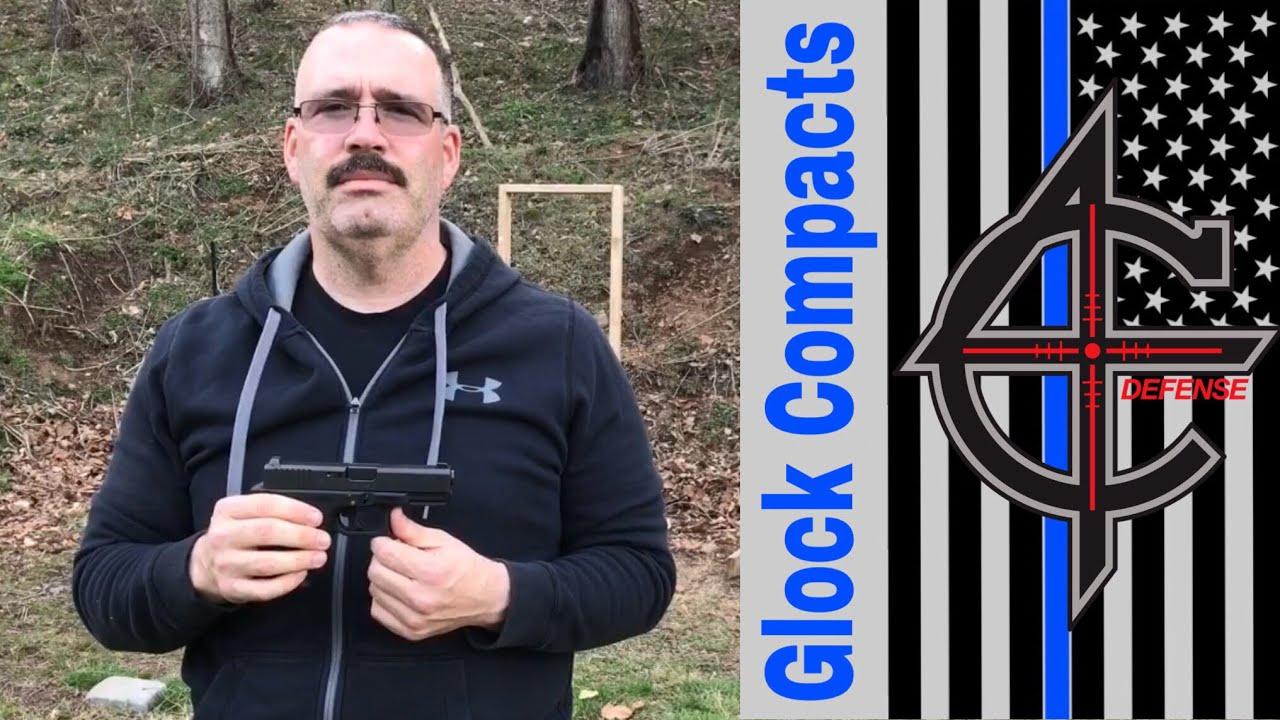 Glock 19 vs Glock 23 vs Glock 30 | Glock Compacts