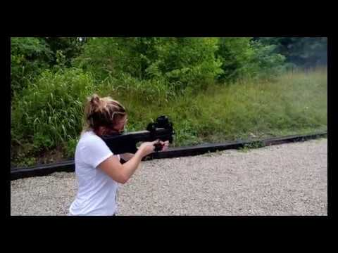 MODERN WEAPON SYSTEMS   FULL AUTO SHOOTING - BULLET WASTING TIME (100% LEGAL)