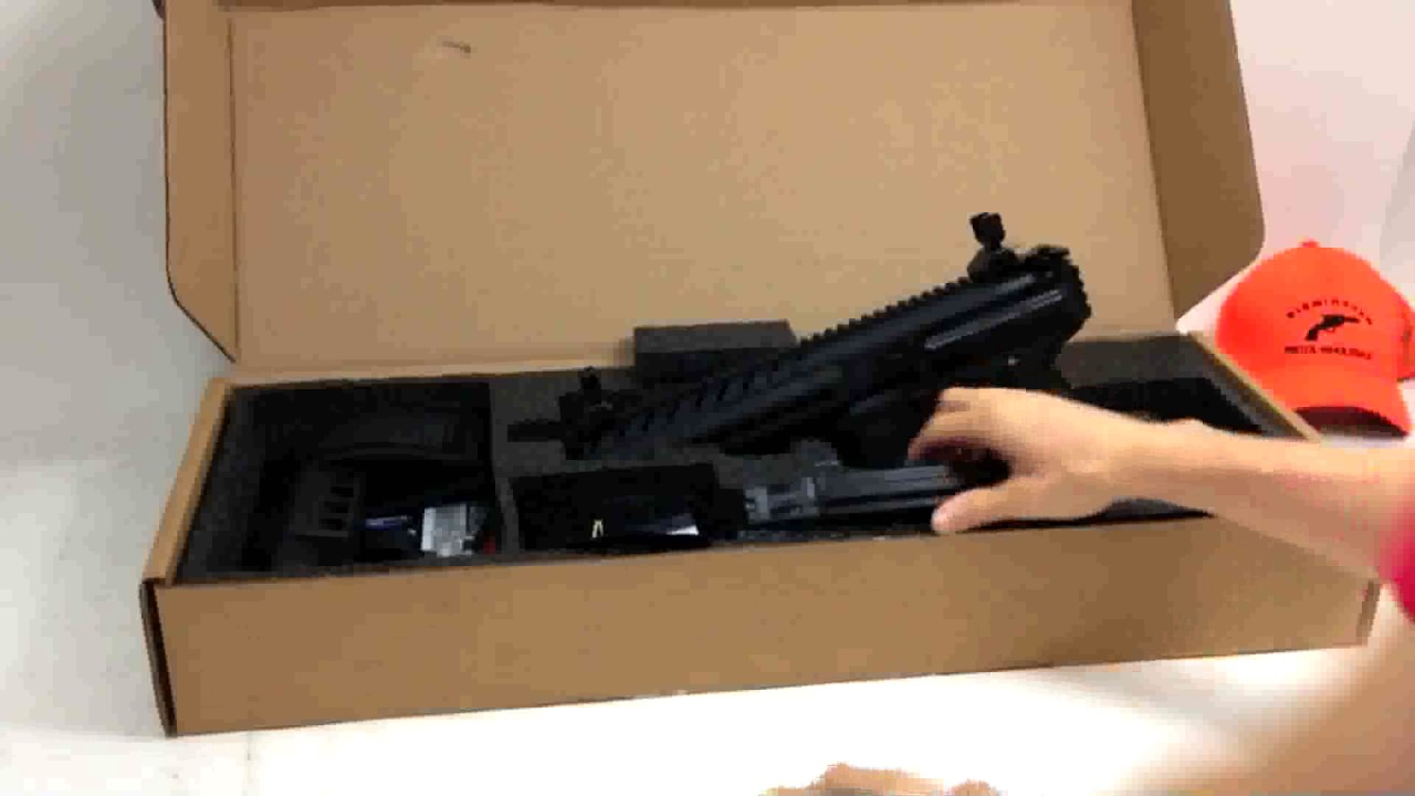 Sig Sauer MPX | What's In The Box