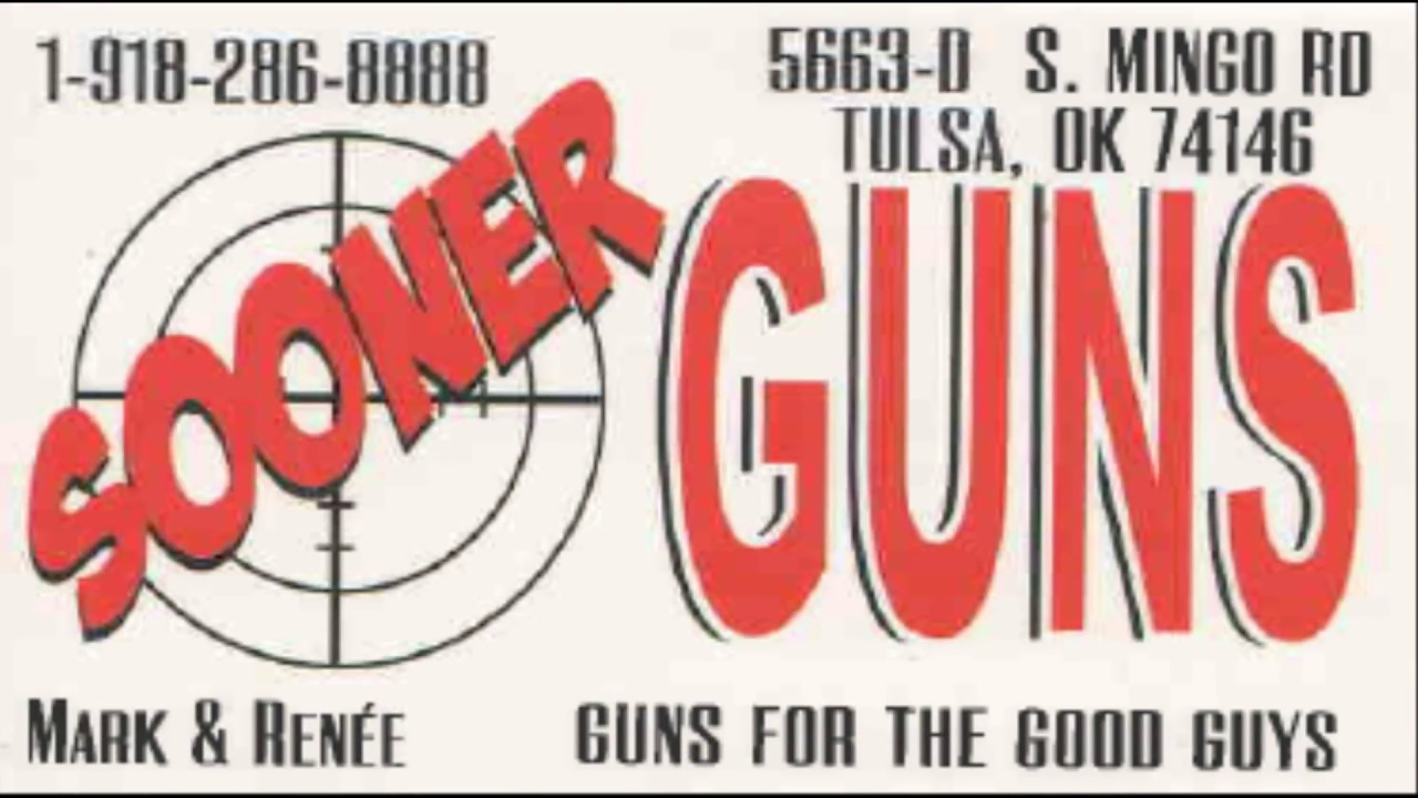 Sooner Guns Oklahoma Gun Shop - Gun Show Loophole Tour