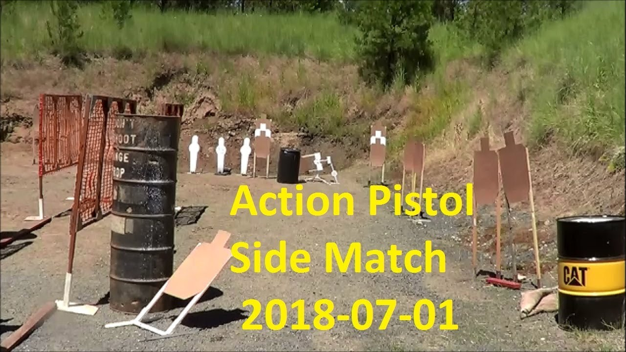 Action Side Match 2018-07-01 - Pistol caliber carbine