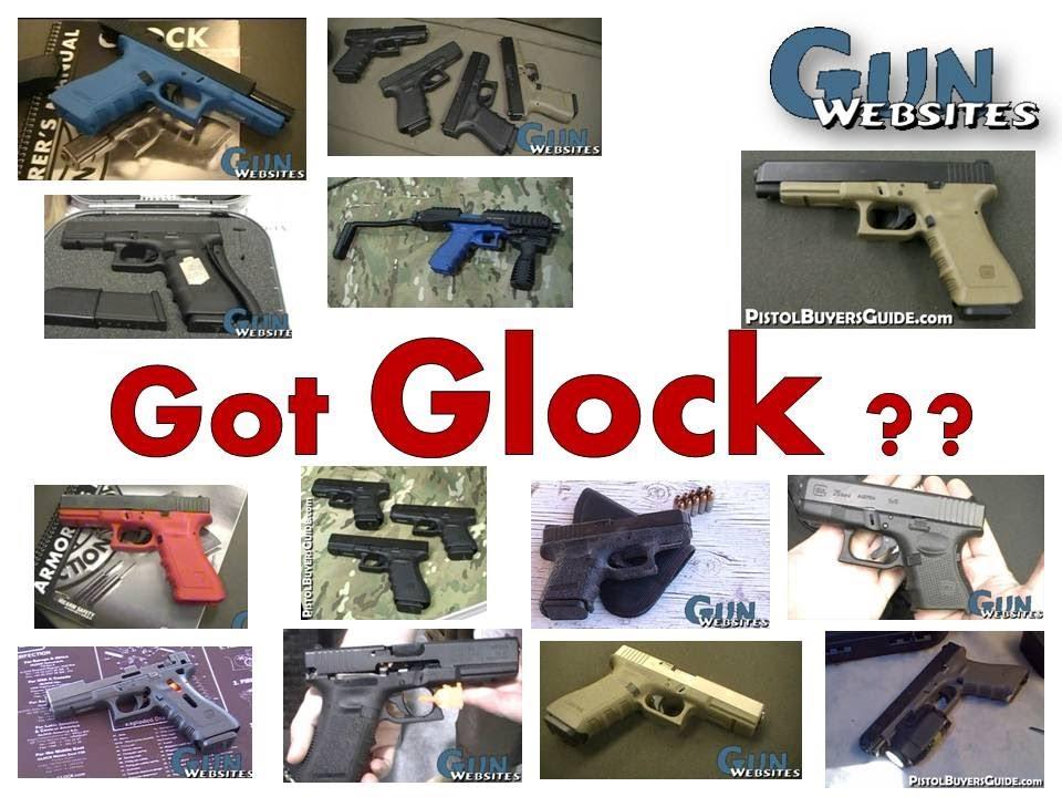 Got Glock ? Quick Glock History
